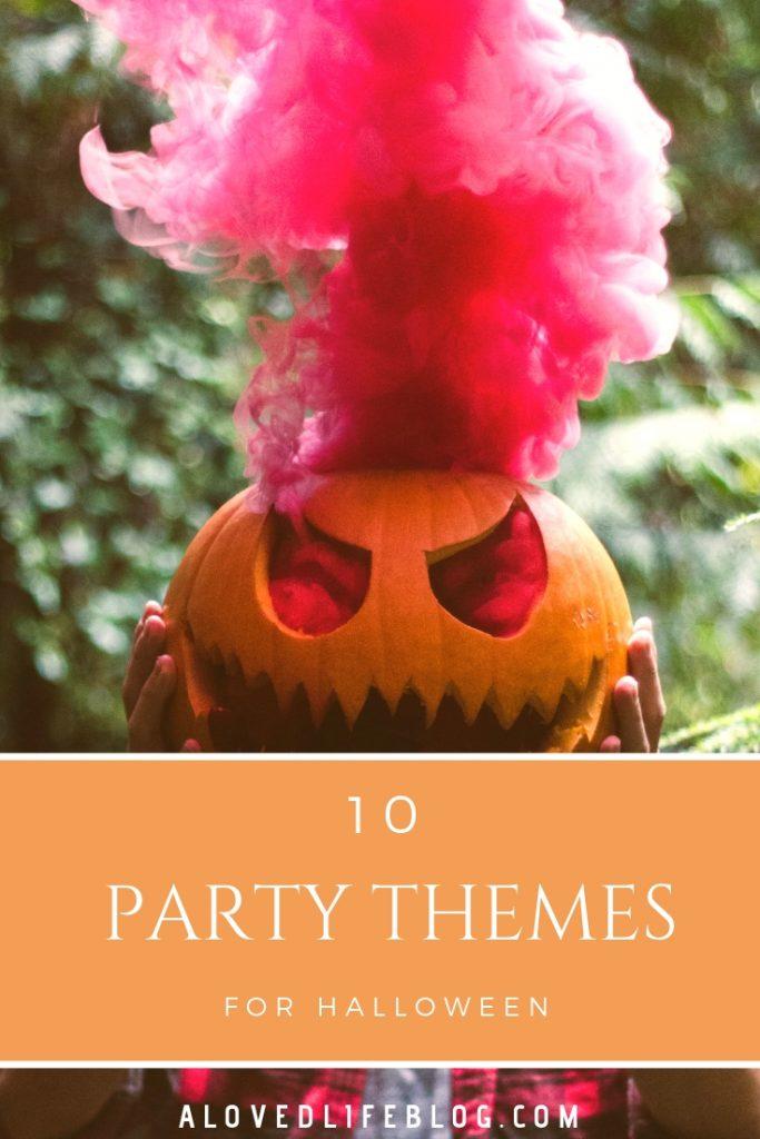 halloween, halloween party, party theme,